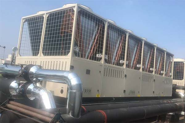 空调模块机组管道防腐保温工程