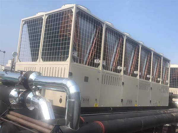 成都空调模块机组管道保温施工