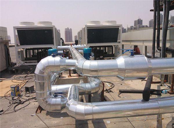 成都空调管道铁皮保温