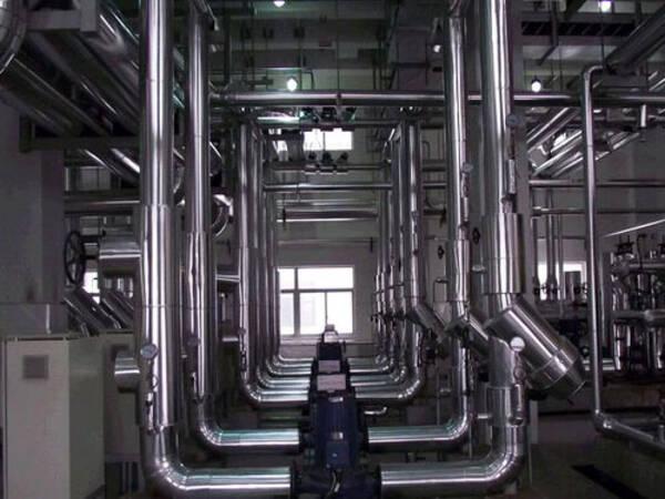 电厂锅炉管道保温