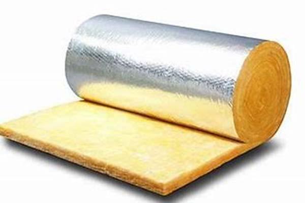 管道玻璃棉卷毡保温