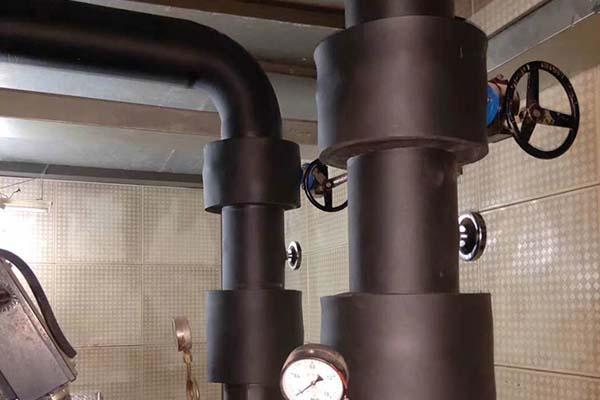 成都消防水管橡塑铝皮保温