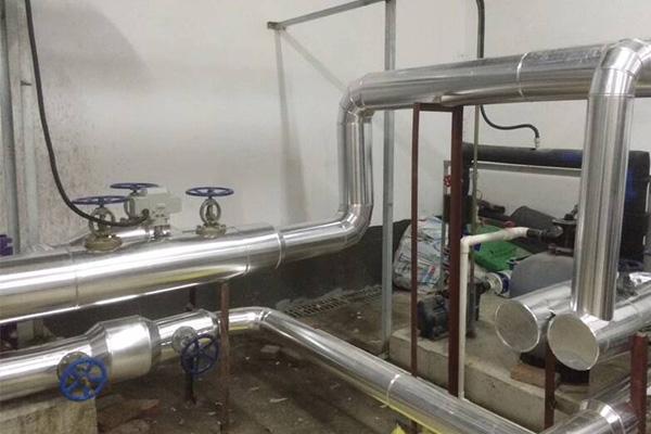 冷却水管道保温