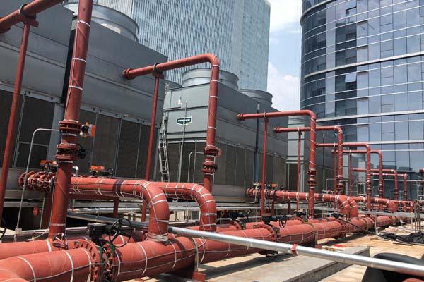 加热电热伴带价格_电热伴保温施工