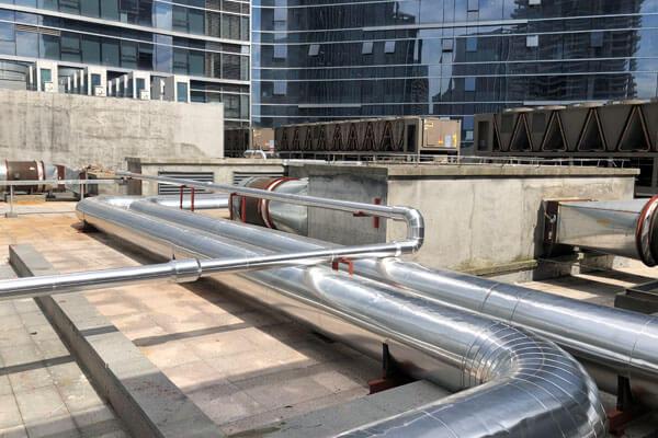 空调冷凝水管保温
